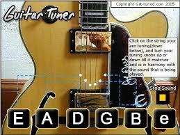 Afinador de www.get-tuned.com